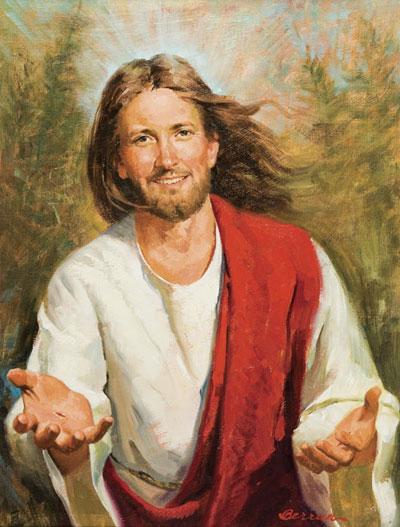 --Smiling Jesus